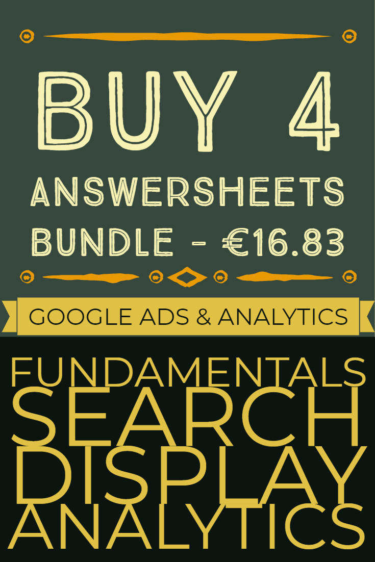 Buy Answersheets