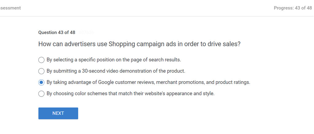 How can advertisers use Shopping campaign ads in order to drive sales