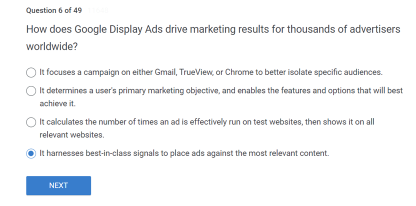 How does Google Display Ads drive marketing results for thousands of advertisers worldwide