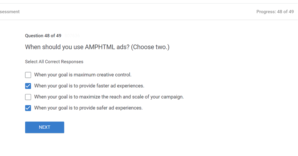 When should you use AMPHTML ads
