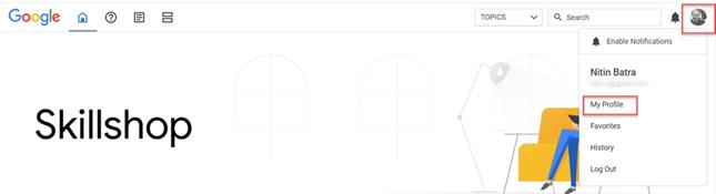 SkillShop Profile Icon